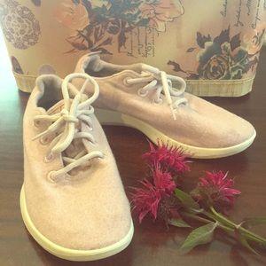 Allbirds Pink Shoes 👟